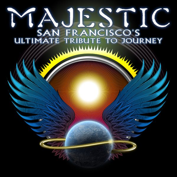 Majestic - San Francisco's Ultimate Tribute to Journey